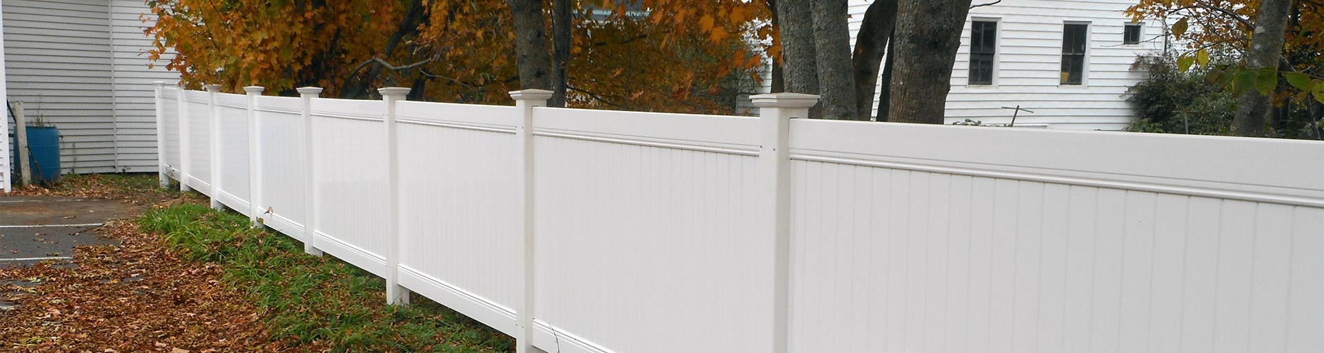Maine fence company | Picket, baluster, board, rail, solid, semi ...